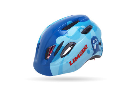 Picture of KACIGA LIMAR KID PRO S GHOST BLUE
