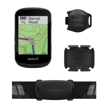 Picture of GARMIN EDGE 530 HRM+CAD