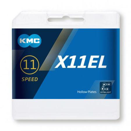 Picture of LANAC KMC X11EL SILVER 11B 118L