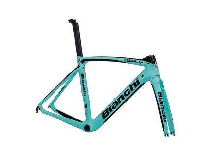 Picture of BIANCHI OLTRE XR.4 CV FRAMESET CJ-CK16/Black