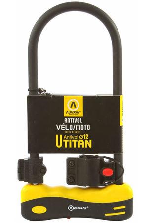 Picture of Lokot U-Lock Auvray TITAN 165X320 D.12