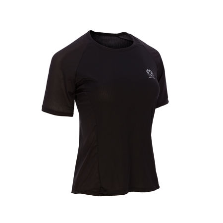 Picture of MAJICA ARCH MAX SPORT T-SHIRT WOMAN BLACK