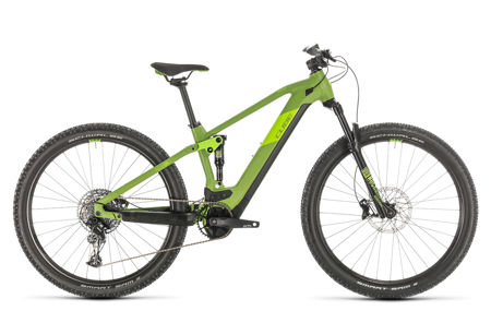 Picture of CUBE STEREO HYBRID 120 PRO 625 29 GREEN´N´GREEN 2020
