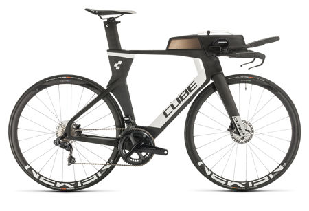 Picture of CUBE AERIUM C:68 TT SL HIGH CARBON´N´WHITE 2020