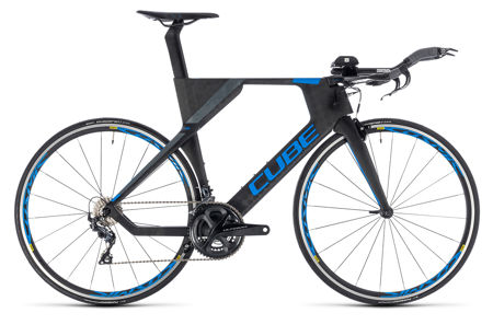 Picture of CUBE AERIUM RACE CARBON`N`BLUE 2020