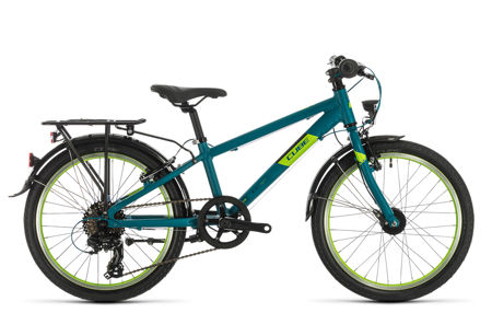 Picture of CUBE KID 200 STREET PETROL´N´GREEN 2020