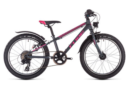 "Picture of CUBE ACCESS 200 ALLROAD GIRL GREY´N´BLUE´N´PINK 20"" 2020"