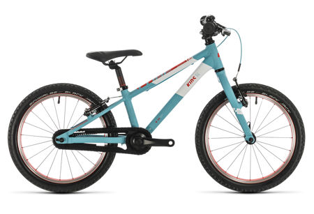 """Picture of CUBE CUBIE 180 SL LIGHTBLUE´N´RED 18"""" 2020"""