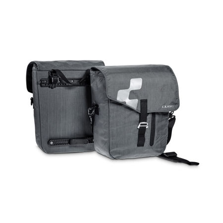 Picture of BISAGE CUBE CITY ANTHRACITE 12038