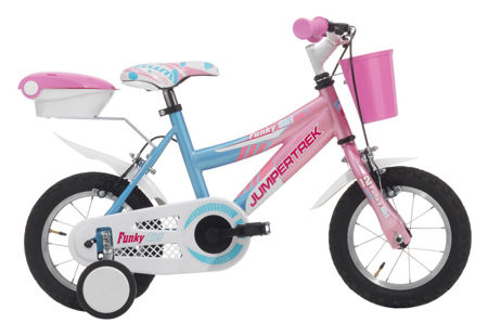 "Picture of JUMPERTREK 12"" FUNKY GIRL PINK/WHITE"
