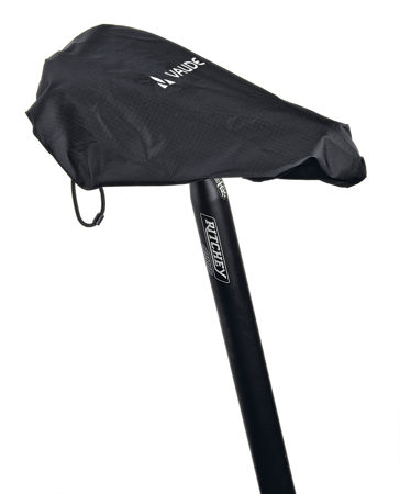 Picture of Navlaka za sjedalo Vaude RAINCOVER FOR SADDLES Black