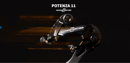 Picture of Campagnolo set POTENZA