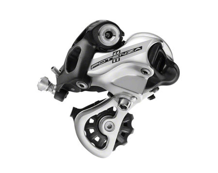 Picture of Campagnolo mjenjač II POTENZA 11B Silver SHORT RD18-POS1S