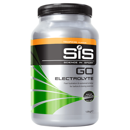 Picture of SIS GO ELECTROLYTE Box Tropical 1.6kg