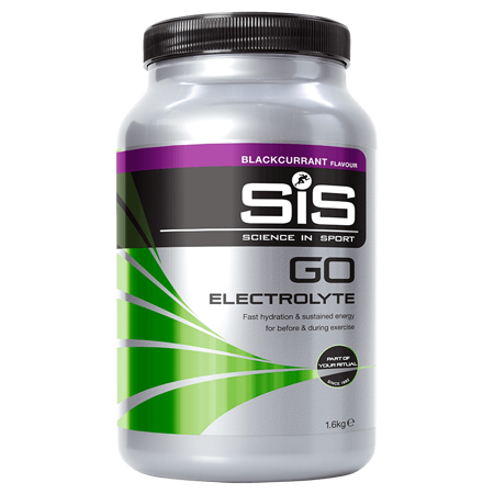 Picture of SIS GO ELECTROLYTE Box Blackcurrant 1.6kg