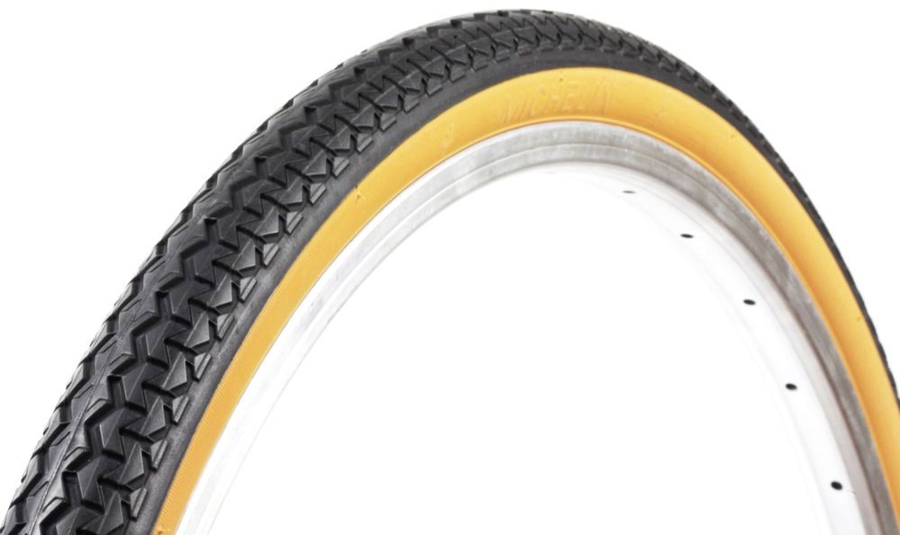 Picture of V. guma 700X35C Michelin WORLD TOUR Blk/Beige