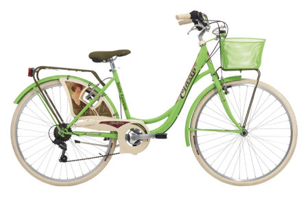 "Picture of Cinzia 26"" BELLE EPOQUE Lady 6B V-Brake Apple green"