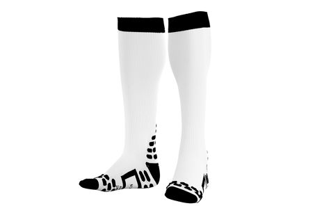 Picture of Orca čarape COMPRESION Full Techno T3 L White