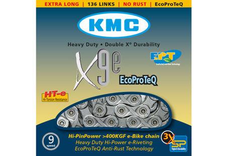Picture of Lanac KMC X9e Eco Proteq 1/2X11/128 136 9B