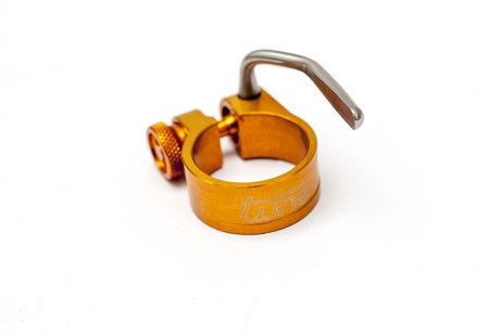 Picture of Obujmica cijevi sjedala Tune Gold 31.8 mm