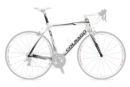 Picture of RAMA COLNAGO CX1 EVO WHITE 54+ VILICA