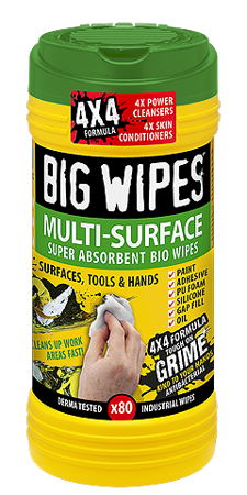 Picture of Big Wipes maramice MULTI SURFACE 80/1