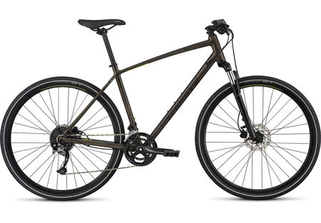 Picture of Specialized Crosstrail Sport 2019 Rainbow Flake Black