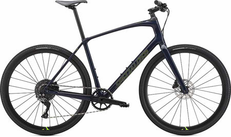Picture of Specialized Sirrus X 5.0 2020 Cast Blue