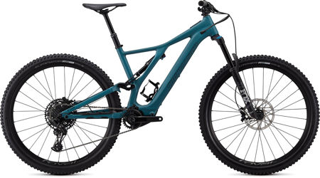 Picture of Specialized Turbo Levo SL Comp 2020. Dusty Turquoise/Black