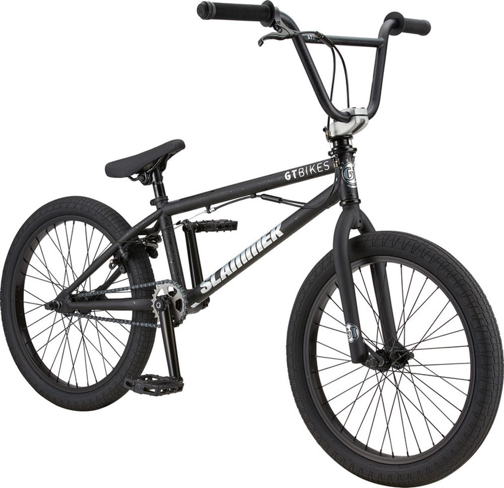 Picture of GT Slammer 2020 black/silver