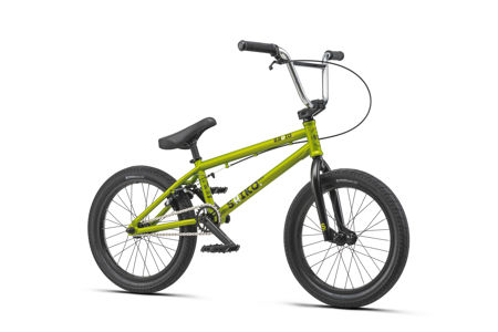 Picture of Radio 2019 SAIKO  glossy lime/black 18''