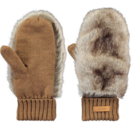 Picture of RUKAVICE BARTS DOROTHY MITTS HEATHER-BROWN