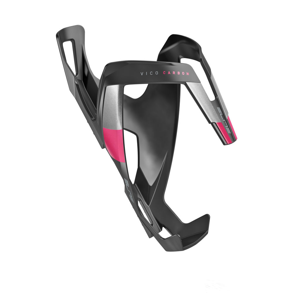 Picture of Nosač bidona Elite VICO CARBON Mat Pink