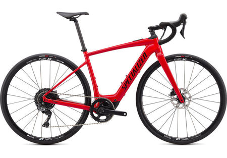 Picture of Specialized TURBO CREO SL COMP E5 2020 Flo Red
