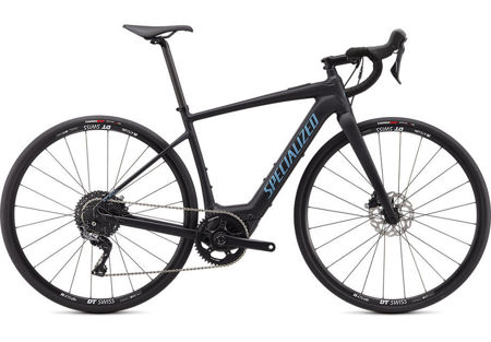 Picture of Specialized TURBO CREO SL COMP E5 2020 SATIN BLACK