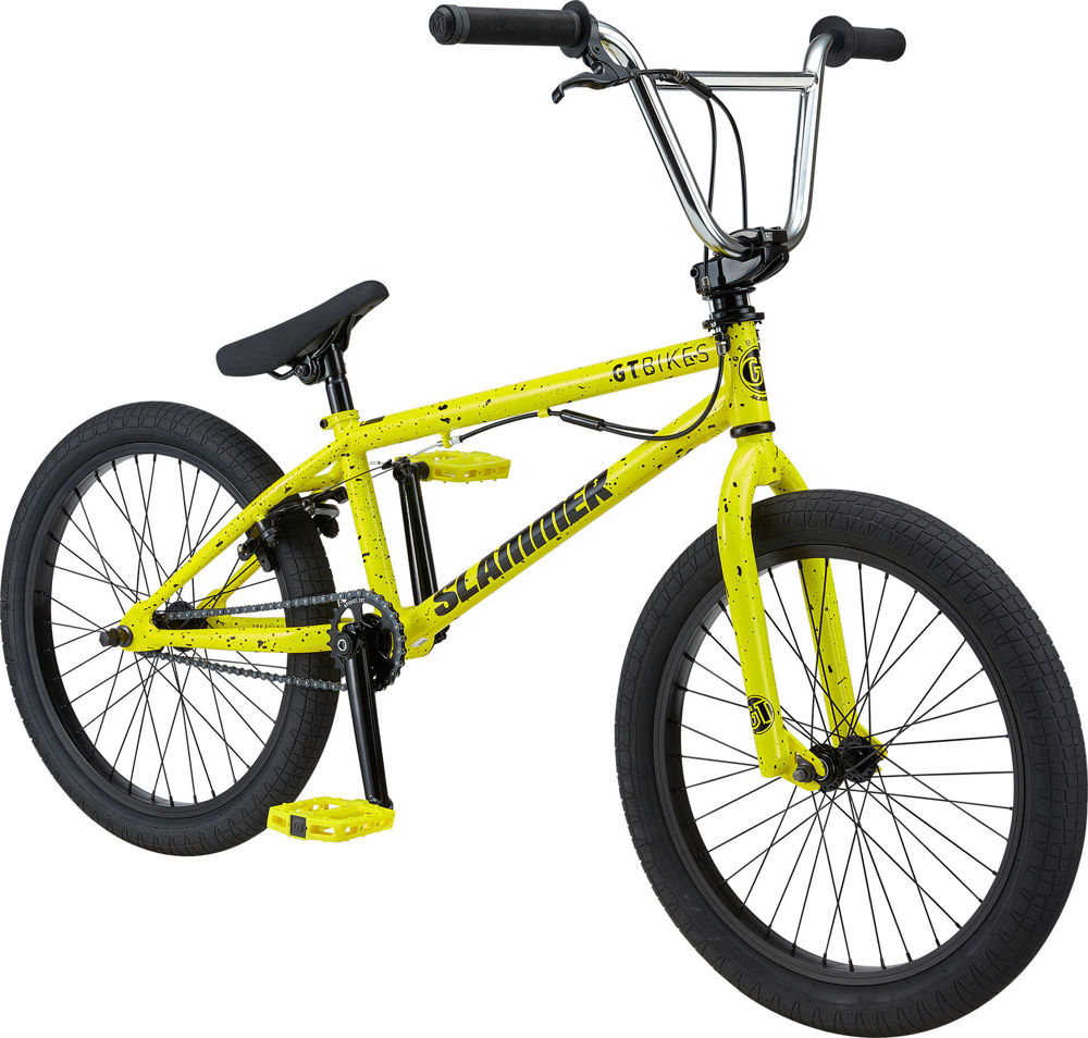 Picture of GT Slammer 2020 yellow/black 20''