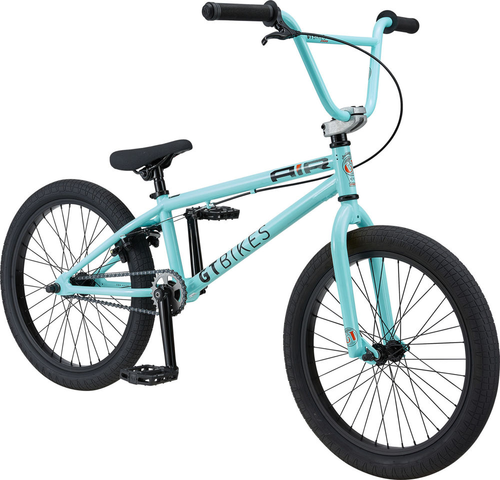 Picture of GT AIR 2020. turquoise/black 20''
