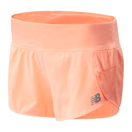 Picture of HLAČICE NEW BALANCE ACCELERATE SHORT 2.5IN GINGPINK