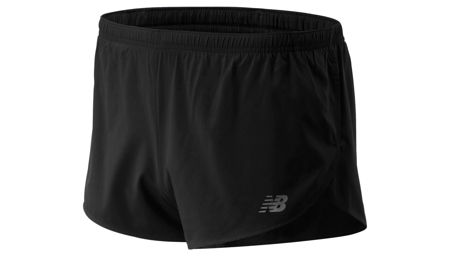 Picture of HLAČICE NEW BALANCE ACCELERATE 3IN SPLIT BLACK