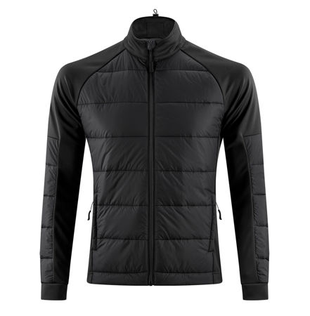 Picture of JAKNA CUBE MIDLAYER BLACK