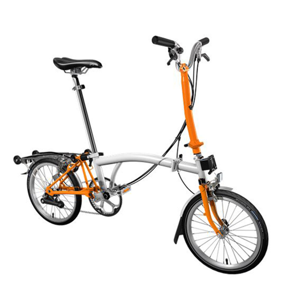 Picture of BROMPTON H6R/PW/OR/SPT/FCB