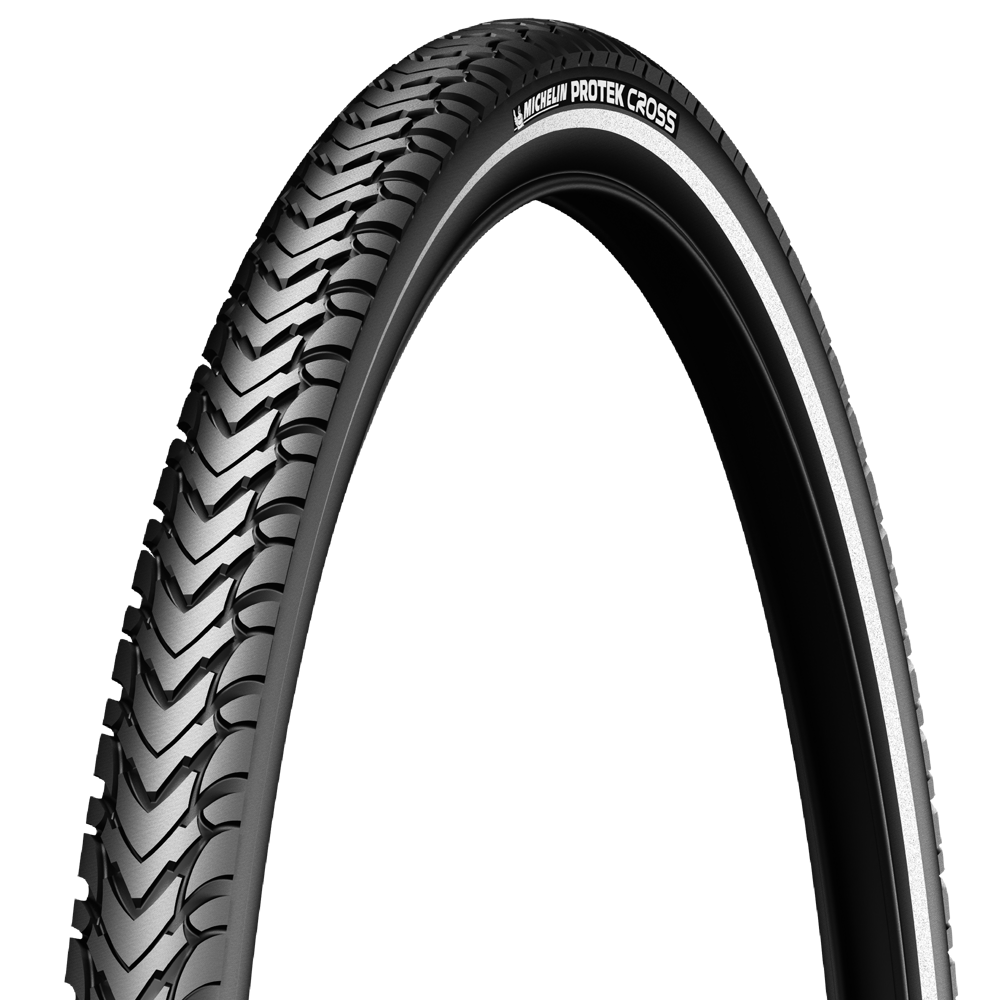 Picture of V. guma 700X40C Michelin PROTEK CROSS Blk/Reflex