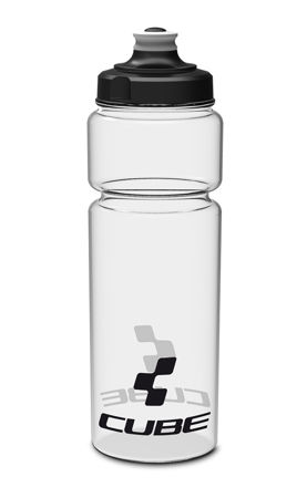 Picture of Bidon Cube Icon Transparent 750ml
