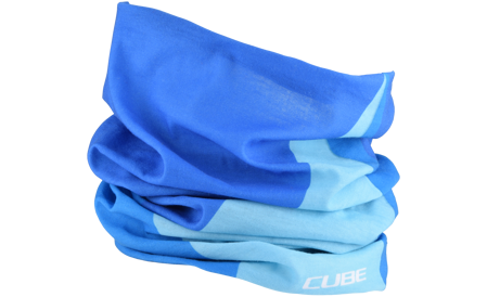 Picture of Bandana Cube FUNCTIONAL RACE Blue/White 11606