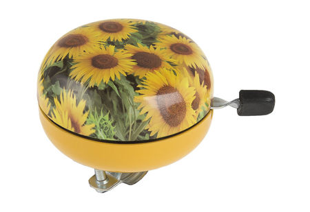 Picture of Zvono M-Wave Ding Dong SUNFLOWER Yellow