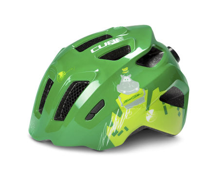 Picture of KACIGA CUBE FINK GREEN