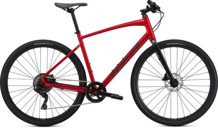 Picture of Specialized Sirrus X 2.0 Flo Red