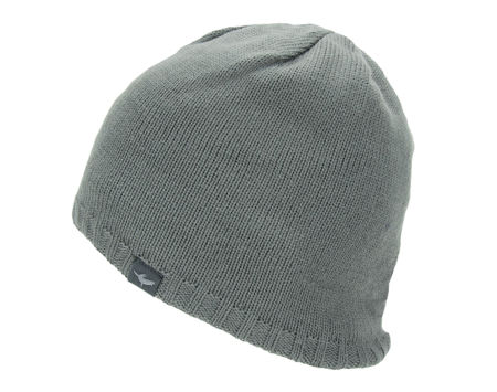 Picture of KAPA SEALSKINZ WP COLD WEATHER BEANIE GREY