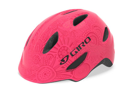 Picture of KACIGA GIRO SCAMP BRIGHT PINK/PEARL