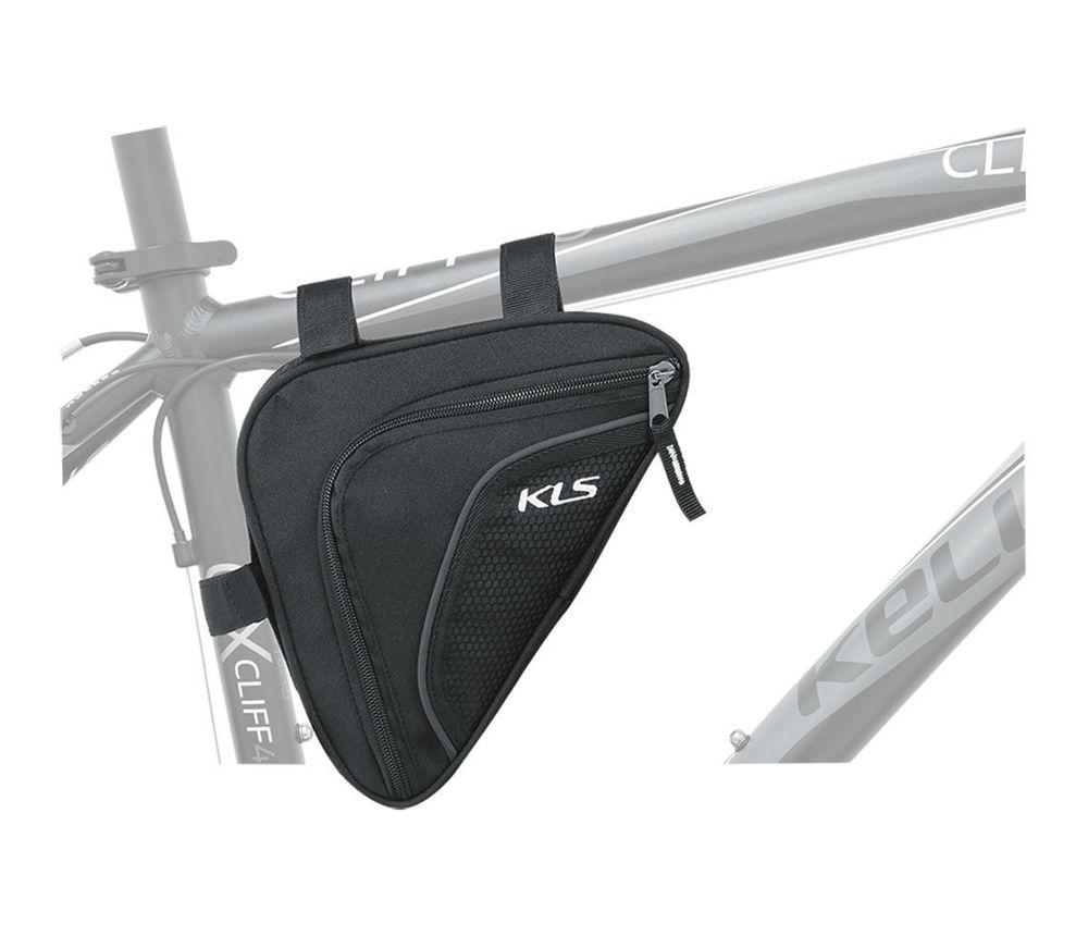 Picture of KLS TORBICA Frame Bag KLS WEDGE black